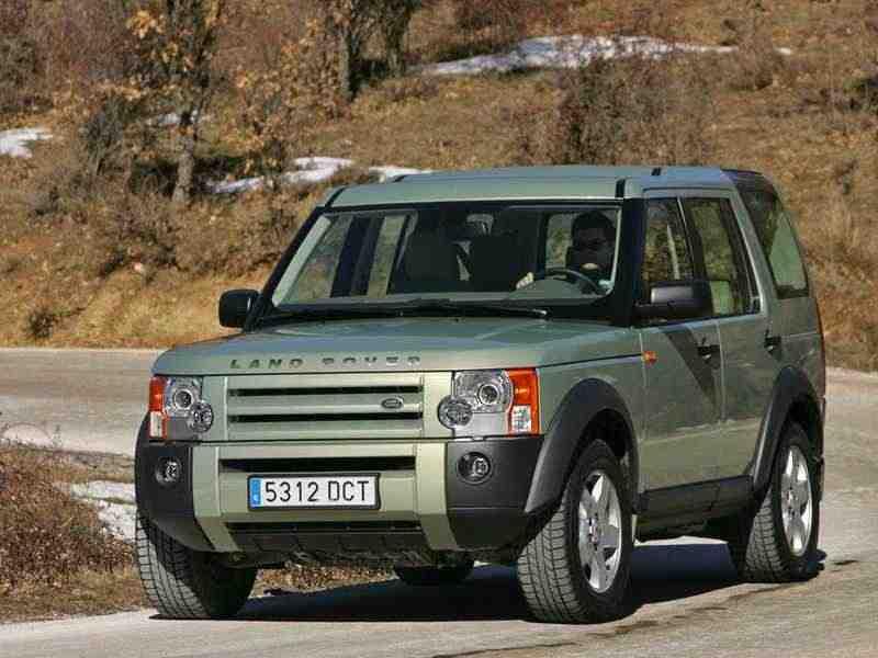 35503563a32b Марка автомобиля  Land Rover (Ленд Ровер) Название  Land Rover Модель  Discovery  Поколение  3 поколение III внедорожник. Модификация  2.7 TD MT