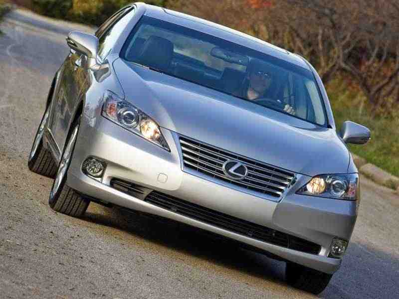 Lexus ES 5 поколение  [рестайлинг] седан 350 AT Luxury 2009–2012