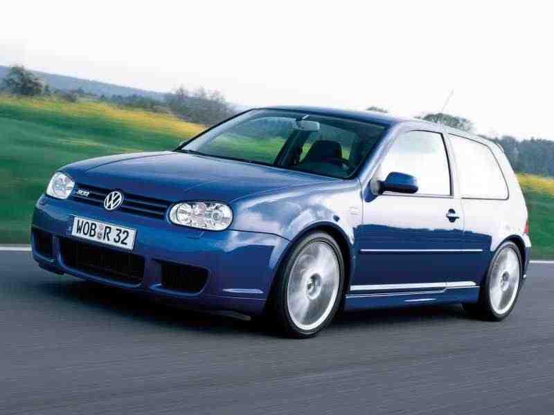 Volkswagen announces us spec r32