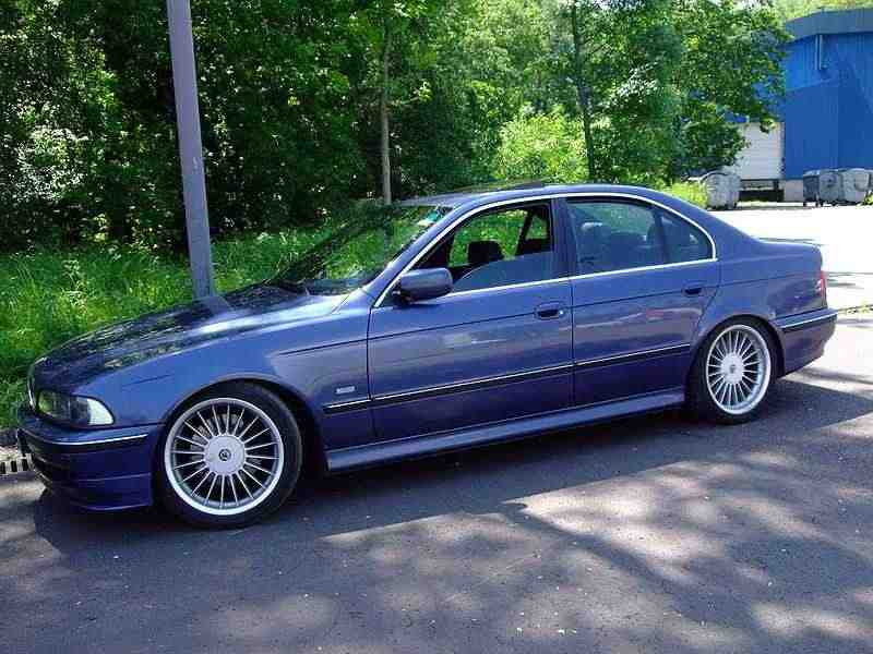 Alpina B10 E39седан 4.6 AT Switchtronic 1998–2004