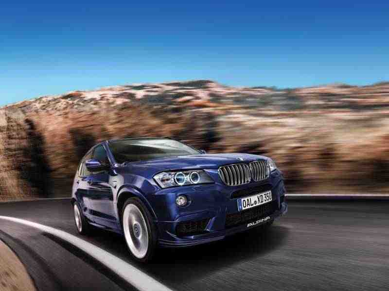 Alpina XD3 F25кроссовер 3.0 BITURBO SWITCH-TRONIC AWD Базовая 2013–н. в.