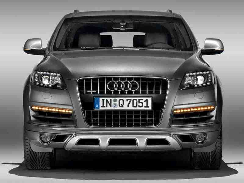 Audi Q7 1 поколение кроссовер 3.0 TDI quattro tiptronic Sochi Collection 2006–н. в.