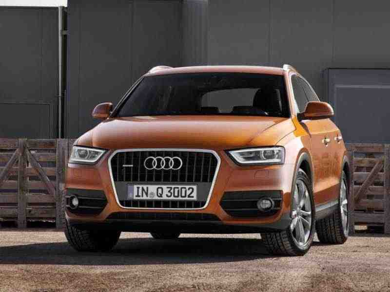 Audi Q3 1 поколение кроссовер 2.0 TFSI quattro S tronic Sochi Collection 2011–н. в.