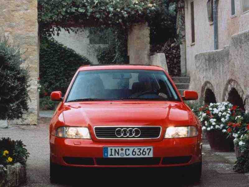 Audi A4 B5седан 2.8 AT 1995–1999
