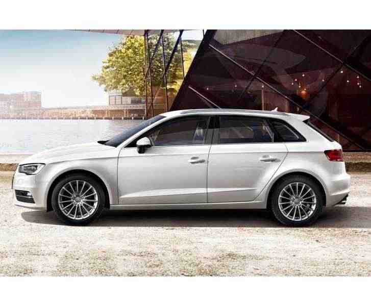 Audi A3 8VSportback хетчбэк 5-дв. 1.2 TFSI S tronic Attraction 2013–н. в.