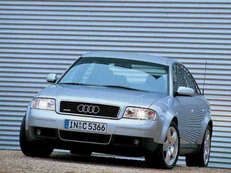 Audi A6 4B,C5седан 2.8 AT 1997–2000