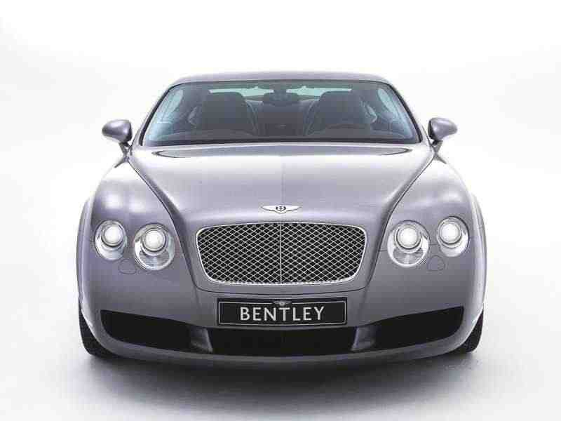 Bentley Continental GT 1 поколение купе 2-дв. 6.0 AT Twin Turbo 2003–2010