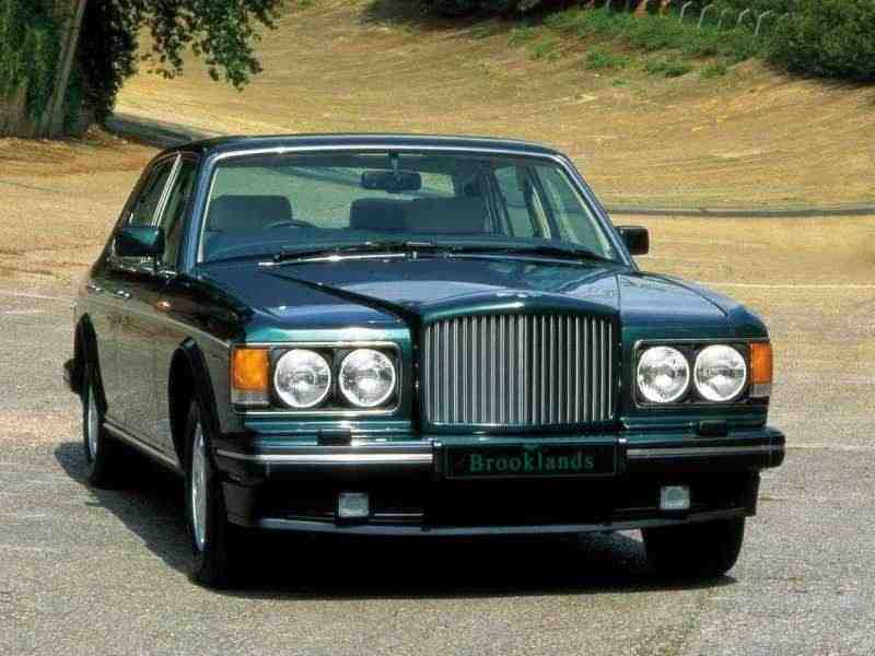 Bentley Brooklands 1 поколение седан 6.75 AT 1994–1998