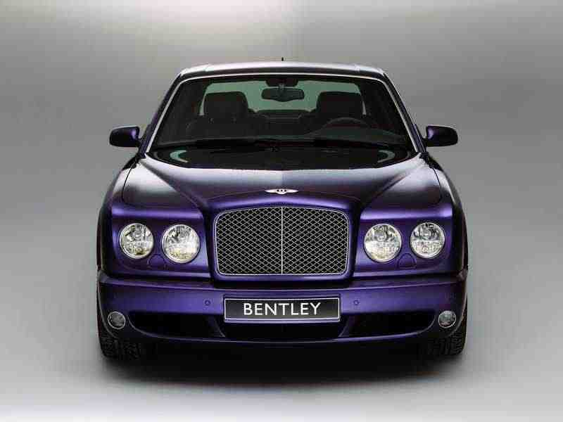 Bentley Arnage 2 поколение T седан 4-дв. 6.8 Twin-Turbo AT 2007–2009