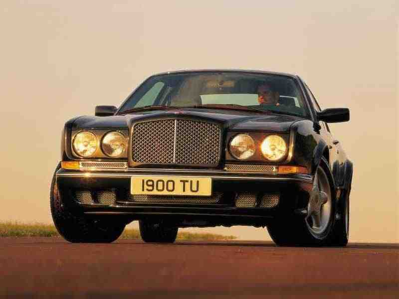 Bentley Continental 2 поколение T купе 2-дв. 6.75 AT 1996–2002