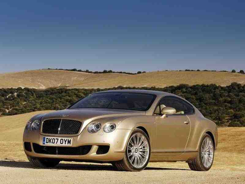 Bentley Continental GT 1 поколение Speed купе 2-дв. 6.0i AT Twin Turbo 2008–2012