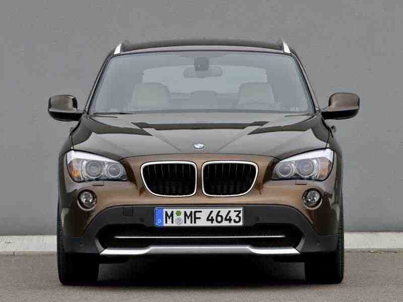 BMW X1 E84кроссовер sDrive20d EfficientDynamics Edition MT 2011–2012