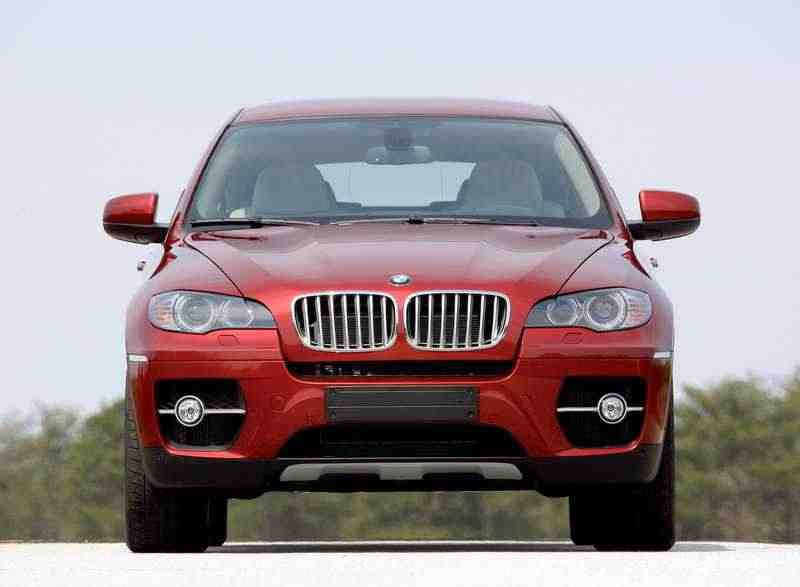 BMW X6 E71/E72Sports Activity Coupe кроссовер xDrive50i 6AT 2008–2010