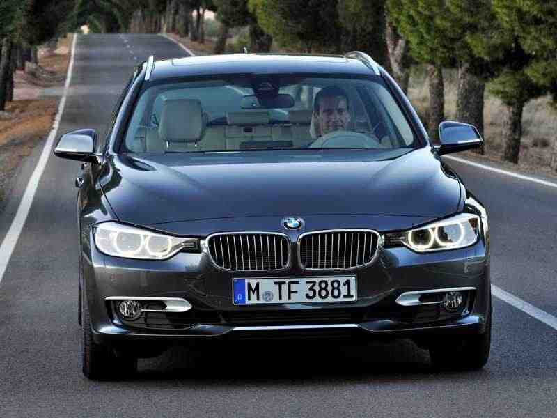 BMW 3 серия F30/F31Touring универсал 328i xDrive AT Luxury Line 2012–н. в.