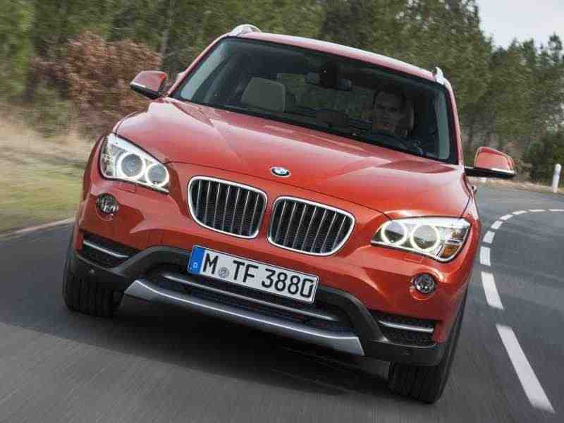 BMW X1 E84 [рестайлинг] кроссовер sDrive20d EfficientDynamics Edition MT 2012–н. в.