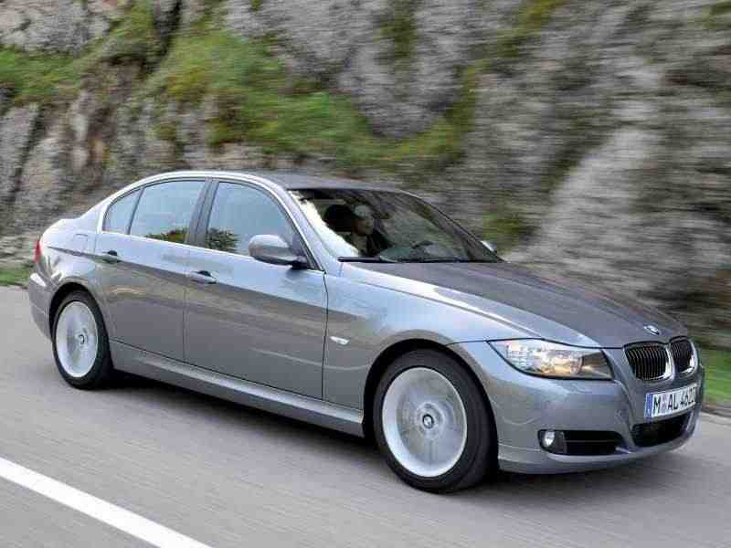 BMW 3 серия E90/E91/E92/E93 [рестайлинг] седан 320d BluePerformance MT 2010–2011