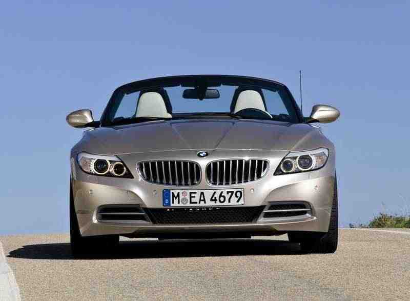 BMW Z4 E89родстер sDrive35is DKG Базовая 2009–н. в.