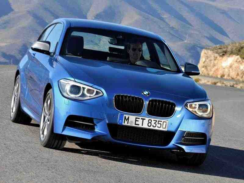 BMW 1 серия F20/F21хетчбэк 3-дв. 116d EfficientDynamics Edition MT 2012–н. в.