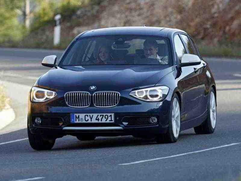 BMW 1 серия F20/F21хетчбэк 5-дв. 116d EfficientDynamics Edition MT 2012–н. в.