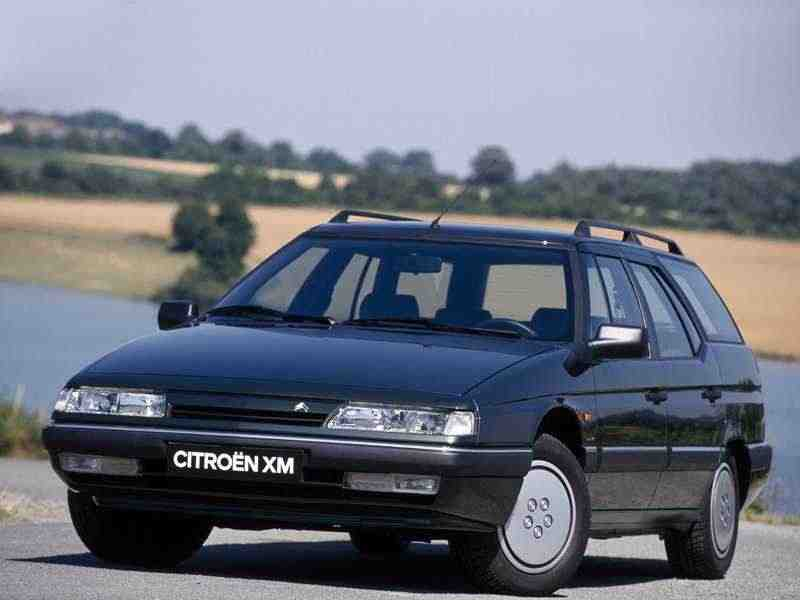 Citroen XM Y3Break универсал 2.0 MT 1991–1994