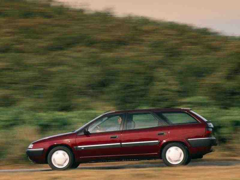 Citroen Xantia X1Break универсал 2.1 TD MT 1996–1998