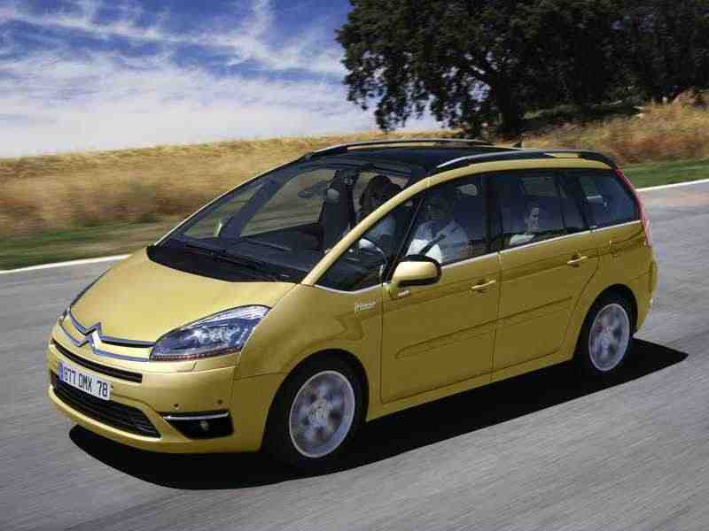 Citroen C4 Picasso 1 поколение Grand минивэн 5-дв. 1.6 MT eMyWay Dynamique (2012) 2006–2013