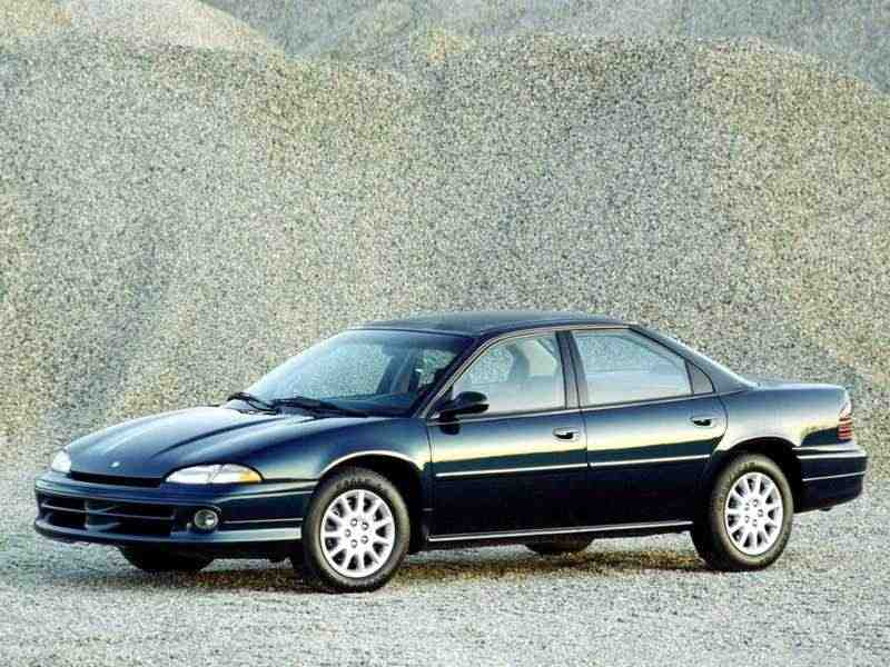 Dodge Intrepid 1 поколение седан 3.3 AT 1993–1998