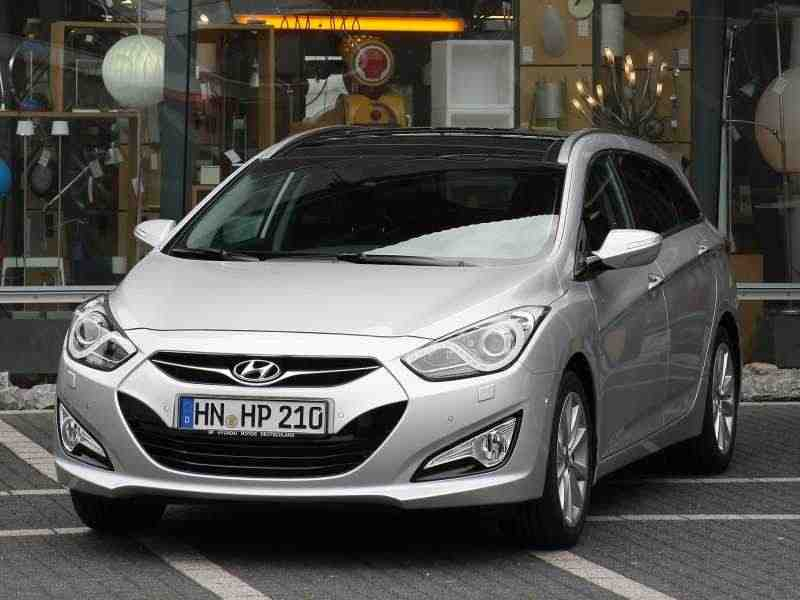 Hyundai i40 VFуниверсал 1.7 CRDi AT Business (2013) 2011–н. в.