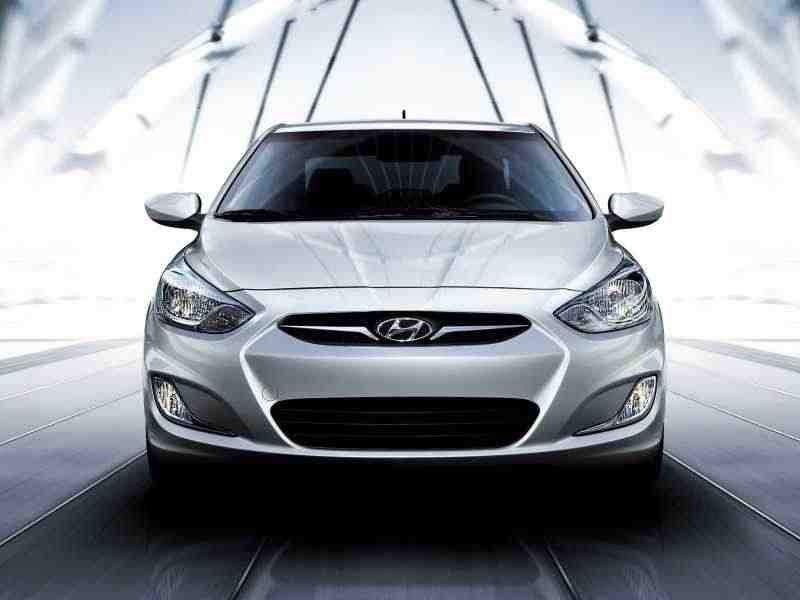 Hyundai Accent RBседан 1.4 MT 2011–н. в.