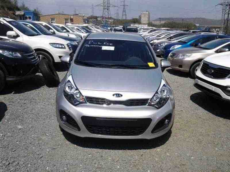 Kia Pride All Newхетчбэк 1.6 GDI MT 2011–н. в.