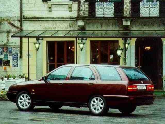 Lancia Kappa 1 поколение Station Wagon универсал 2.4 AT 1996–1998