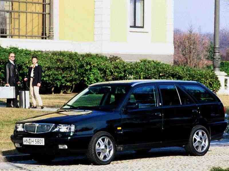 Lancia Dedra 1 поколение Station Wagon универсал 2.0 MT 1994–1999
