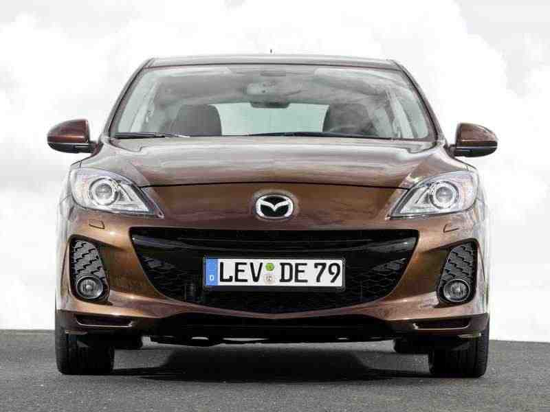 Mazda 3 BL [рестайлинг] хетчбэк 1.6 AT Emotion Line 2011–н. в.