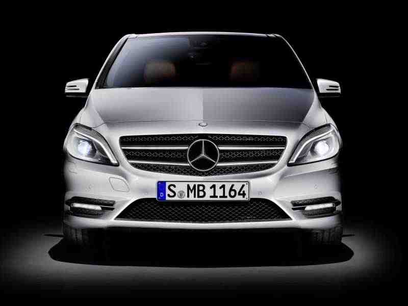 Mercedes-Benz B-Класс W246хетчбэк B 200 BlueEfficiency MT 2012–н. в.