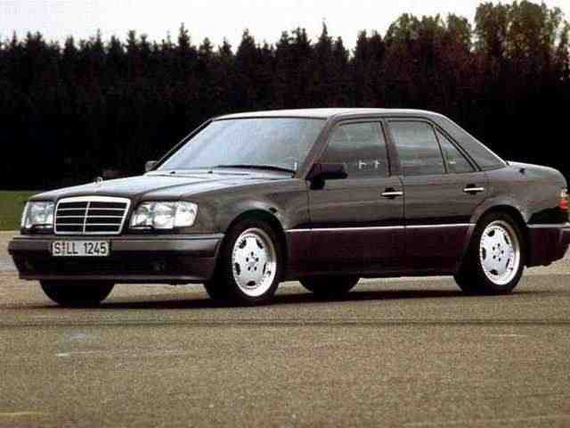 Mercedes-Benz E-Класс W124AMG седан 4-дв. E 60 AT AMG 1993–1996