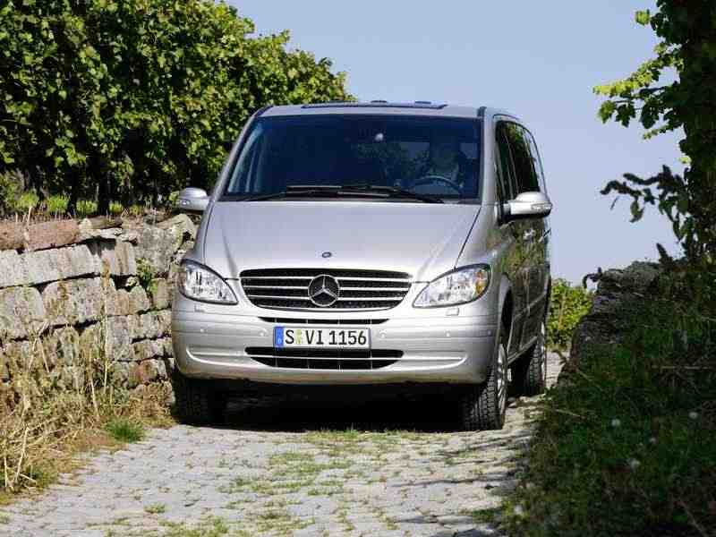 Mercedes-Benz Viano W639минивэн 2.2 CDi 4MATIC Long MT 2003–2010