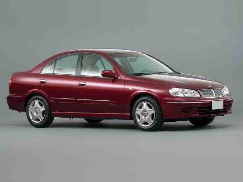 Nissan Bluebird G10седан 1.8 AT 4WD 2000–2005