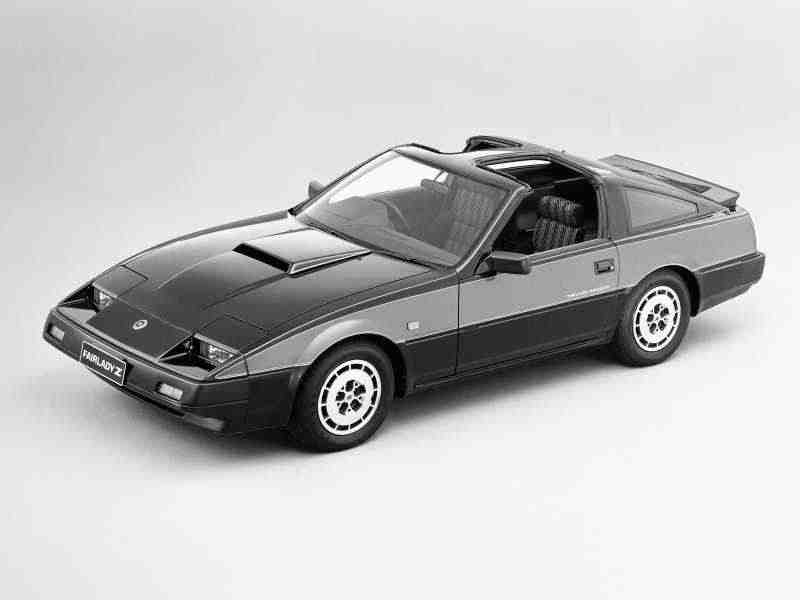 Nissan Fairlady Z Z31тарга 3.0 AT 1983–1989