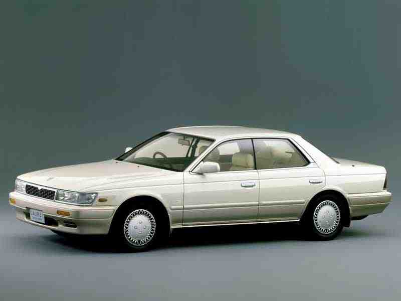 Nissan Laurel C33хардтоп 2.0 AT 1991–1993