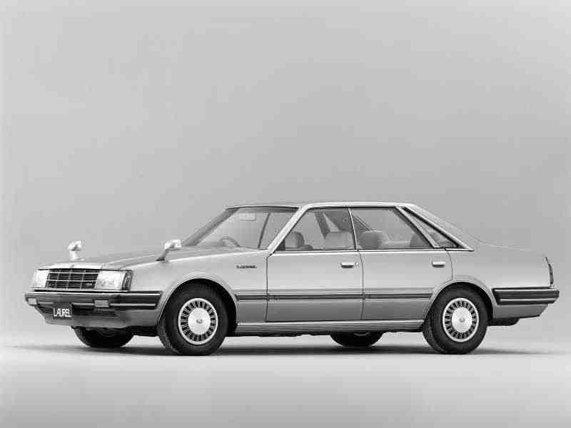 Nissan Laurel C31хардтоп 2.8 MT 1982–1984