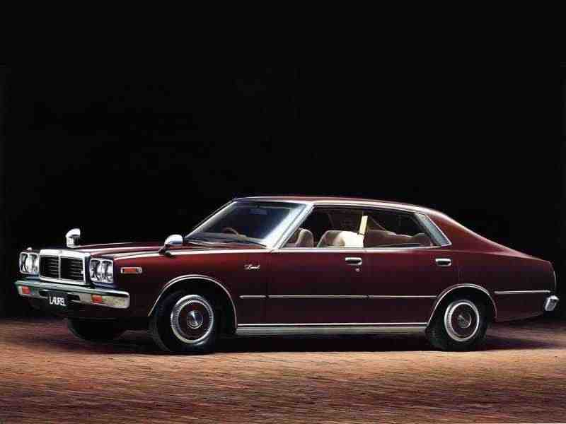 Nissan Laurel C230хардтоп 2.0 D MT 1977–1978