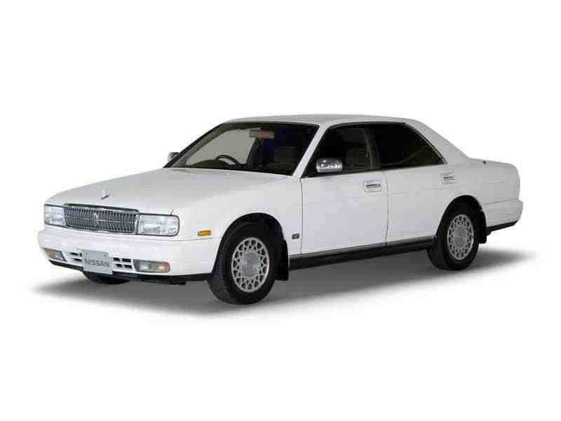 Nissan Cedric Y32хардтоп 4-дв. 3.0 Turbo AT 1991–1995