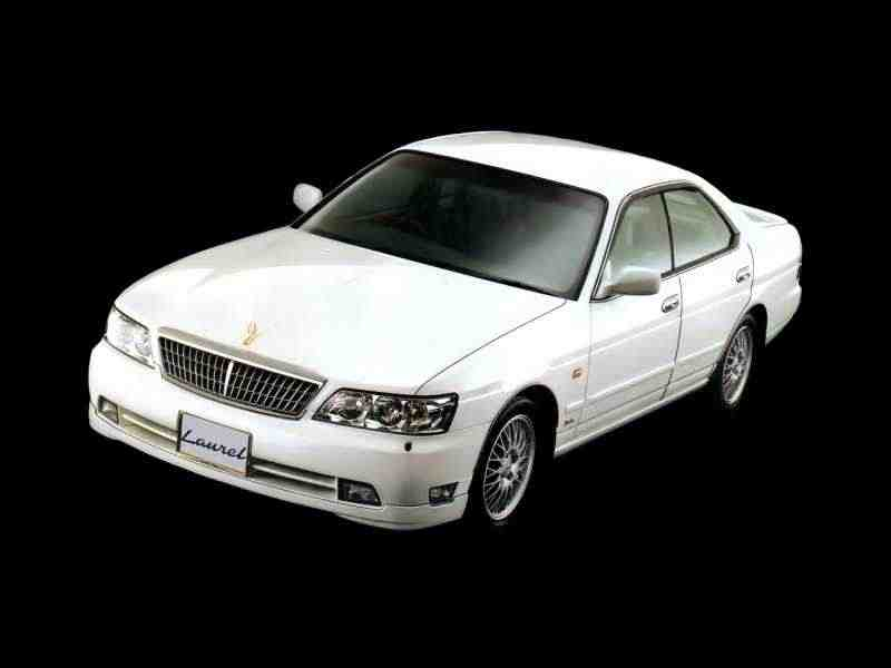 Nissan Laurel C35хардтоп 2.5 T AT 1997–2002