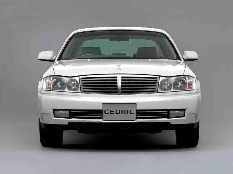 Nissan Cedric Y34седан 3.0 T AT 1999–2001