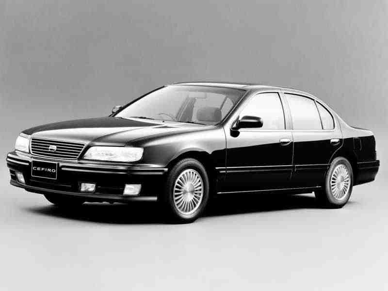 Nissan Cefiro A32седан 2.5 AT 1994–1996