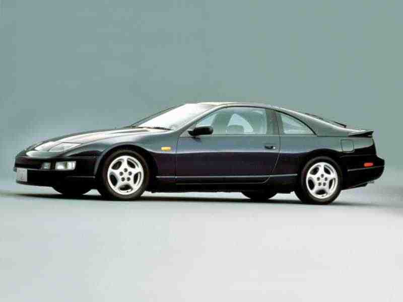 Nissan Fairlady Z Z322by2 T-Top тарга 3.0 MT 1989–1996