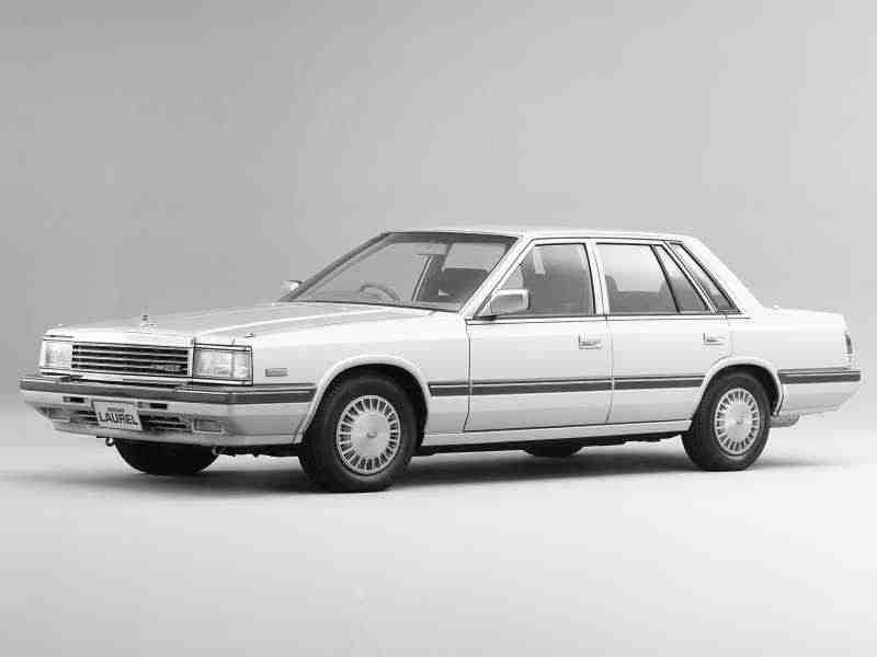 Nissan Laurel C32седан 2.8 D MT 1984–1986