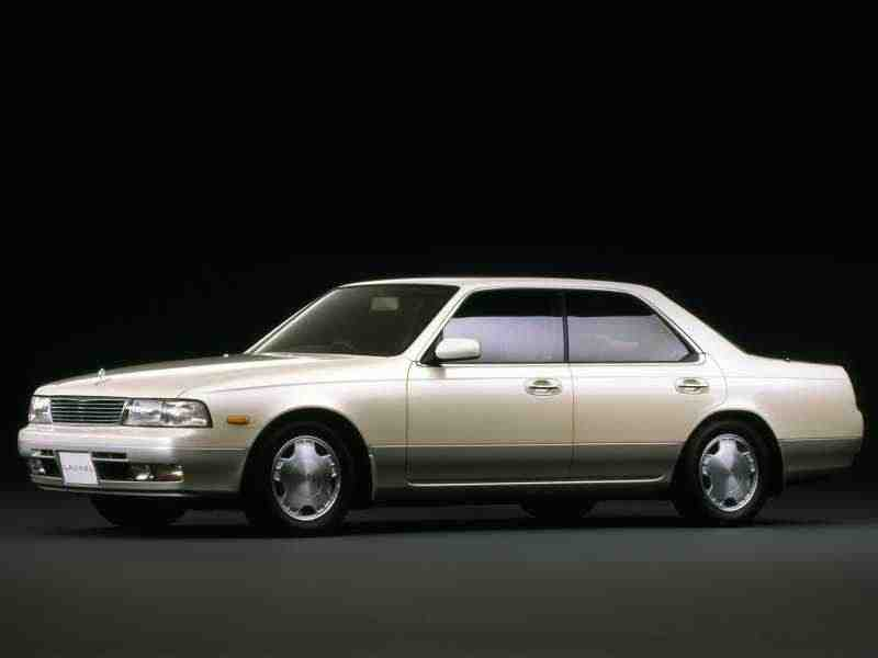 Nissan Laurel C34хардтоп 2.0 MT 1993–1994