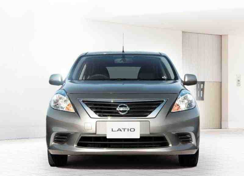 Nissan Latio N17седан 1.2 Xtronic 2012–н. в.