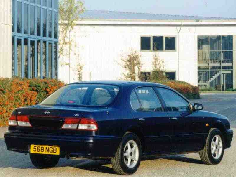 Nissan Maxima A32седан 2.0 AT 1995–2000